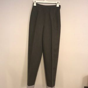 Vintage Ann Taylor Tapered Leg Trousers 2